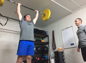 weights personal training