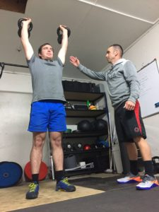 workout personal training