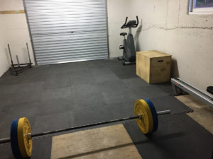 personal training weights